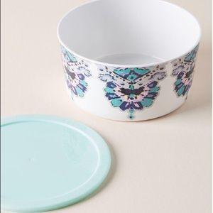 SALE 🔥Anthropologie Lilia Melamine Storage Bowl
